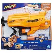 Mohaak Gallery NERF Quadrant - N - Strike Elite, A Hasbro Product