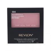 Revlon Powder Blush With Brush 5g Грим за Жени Нюанс - 004 Rosy Rendezvous