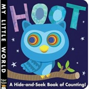 Hoot: A Hide-And-Seek Book of Counting, Hardcover/Jonathan Litton