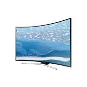 "Samsung 49"" 49KU6172 4K CURVED LED TV, SMART, 1400 PQI, QuadCore, DVB-TC (T2 Ready), Wireless, Network, PIP, 3xHDMI, 2xUSB, Black"