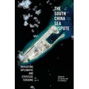 The South China Sea Dispute: Navigating Diplomatic and Strategic Tensions, Paperback/Ian Storey