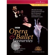 Video Delta Opera & ballet favourites - DVD