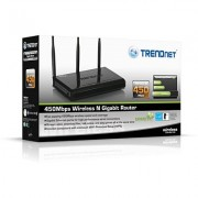 ROUTER, TRENDnet TEW-691GR, Wireless-N, 450Mbps, Gigabit