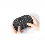 I8 Mini Ratón Inalámbrico Game Mouse Para Smart TV (negro)