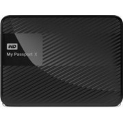 HDD Extern WD My Passport X 2TB USB 3.0 2.5 inch Black