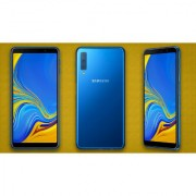 Samsung Galaxy A7 (2018) 128 GB Refurbished Mobile Phone
