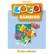 Boosterbox Bambino Loco - Ik kan rekenen (4-6 jaar)
