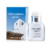 Dolce & Gabbana Light Blue Living In Stromboli Eau De Toilette Spray 40ml