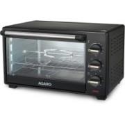 Agaro 25-Litre Majestic Oven Toaster Grill (OTG)(Black)