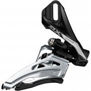 Shimano SLX M7020 Double 11-Speed Front Derailleur - Side Swing - Front Pull - High Clamp