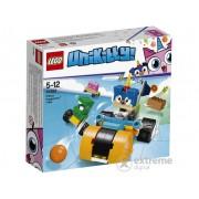 LEGO® Unikitty Triciclul Printului Puppycorn 41452