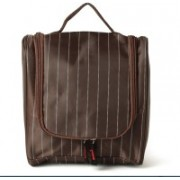 EZ Life Coffee Color Travel Toiletry Kit(Brown)