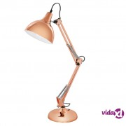 EGLO stolna svjetiljka Borgillio boje bakra 94704