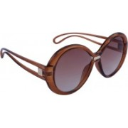 Marc louis Over-sized Sunglasses(Brown)