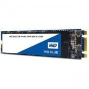 Диск WD Blue 3D NAND 2TB PC SSD - SATA III 6 Gb/s, M.2 2280 - WDS200T2B0B