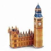 Big Ben 3D Rompecabezas Tridimensional Juguetes Educativos Rompecabeza
