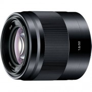 Sony 50mm f/1.8 oss - nero - innesto e - 2 anni di garanzia