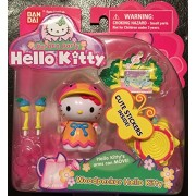 Sanrio Garden Party Woodpecker Hello Kitty Character Playset, 2003