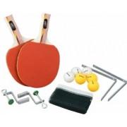 Bordtennisbat, net og bolde (Table tennis set 460380)