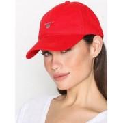 GANT Twill Cap Kepsar Bright Red