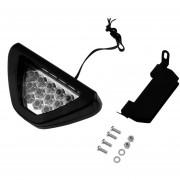 EW 12 Tail LED trasero Freno de luz de seguridad niebla de la lámpara