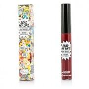 Read My Lips (Lip Gloss Infused With Ginseng) - #Va Va Voom! 6.5ml/0.219oz Read My Lips (Гланц за Устни с Женшен) - #Va Va Voom!