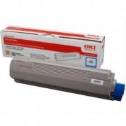 Toner C810N/830 Cyan 8K (44059107)