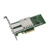 Intel Networking Adapter 2-port 10GbE SFP+ Intel X520-DA2 PCI-E LP Box