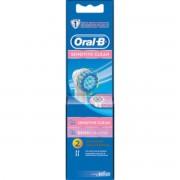Oral-B Sensitive Tandborsthuvud (EBS17) - 2 Stk.