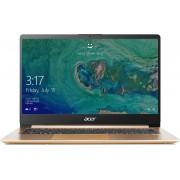 Acer Swift 1 SF114-32-C4EY Goud Notebook 35,6 cm (14'') 1920 x 1080 Pixels Intel® Celeron® 4 GB DDR4-SDRAM 64 GB eMMC Windows 10 S