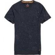 Superdry Hoxton Wash lång t-tröja