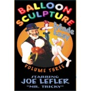 Balloon Sculpture 3 DVD