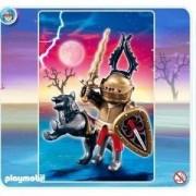 Playmobil - 4811 - Figurine - Chef Des Chevaliers Des Loups