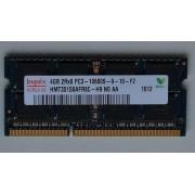 Memorie laptop Hynix 4 GB DDR3 PC3-10600S-9-10-F2 1333 Mhz