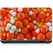 VI Collections THREE COLORS STONES pvc Laptop Decal 15.6