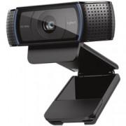 Logitech HD Pro Webcam C920, 1080p FULL HD, стерео микрофони, USB