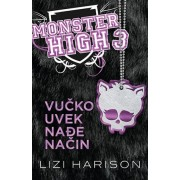 VUČKO UVEK NAĐE NAČIN - Lizi Harison ( 7816 )