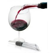 Tapón aireador para botella de vino