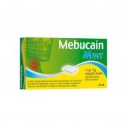 Mebucain Mint 2mg/1mg szopogató tabletta