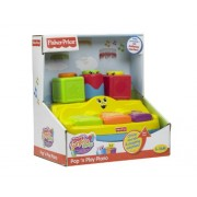 Fisher-Price Stack n Surprise Blocks Peek-A-Boo Piano