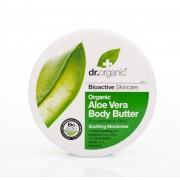 Dr.organic bio aloe vera testápoló vaj tégely 200 ml