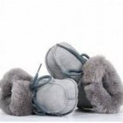 Bernardino Baby sloffen grijs bernardino