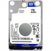 Disco Duro Interno 1TB Western Digital Blue 5400RPM 2.5 SATA III WD10SPZX