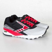 Brooks Regent Black/High Risk Red/Silver Reflective