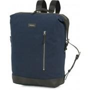 Sandqvist Adam Canvas Backpack Blue