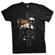 Star Wars Rouge One K-2SO T-shirt