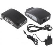 NTR CNV03 Video (BNC,S-Video) - VGA konverter + S-Video kábel