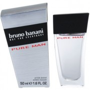Bruno Banani Pure Man loción after shave para hombre 50 ml