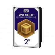 "Western Digital WD2005FBYZ Harde schijf (3.5 inch) 2 TB Goldâ""¢ Bulk SATA III"