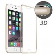 Härdat Glasskydd iPhone 8 / 7 Guld